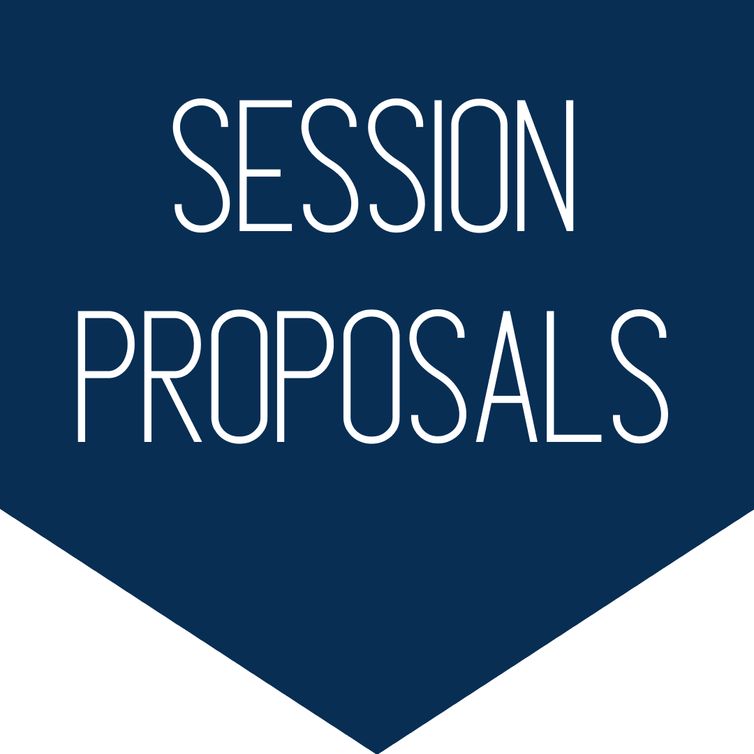 """Session Proposals"""