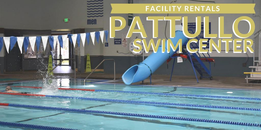 Inside of Pattullo Swim Center