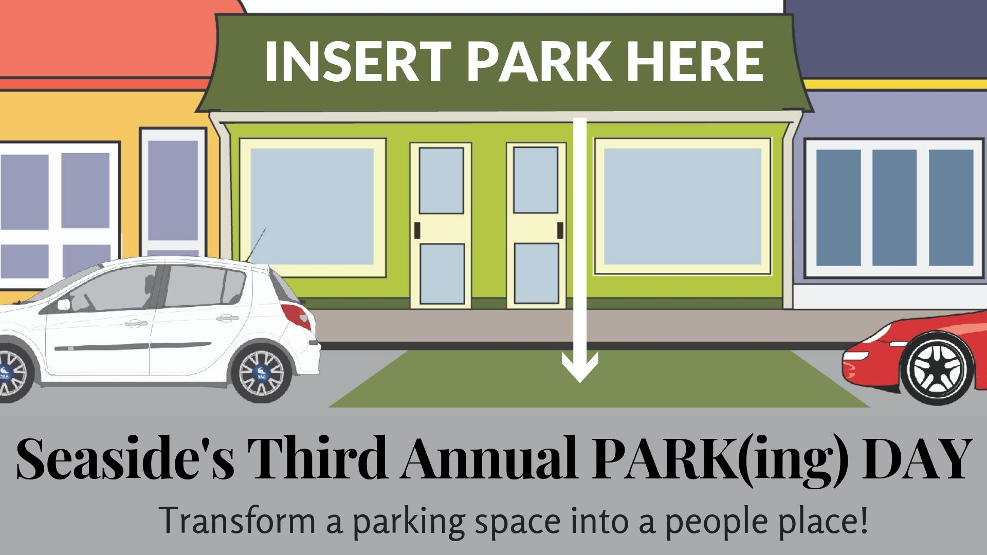 Cover Photo for Parking Day 2018