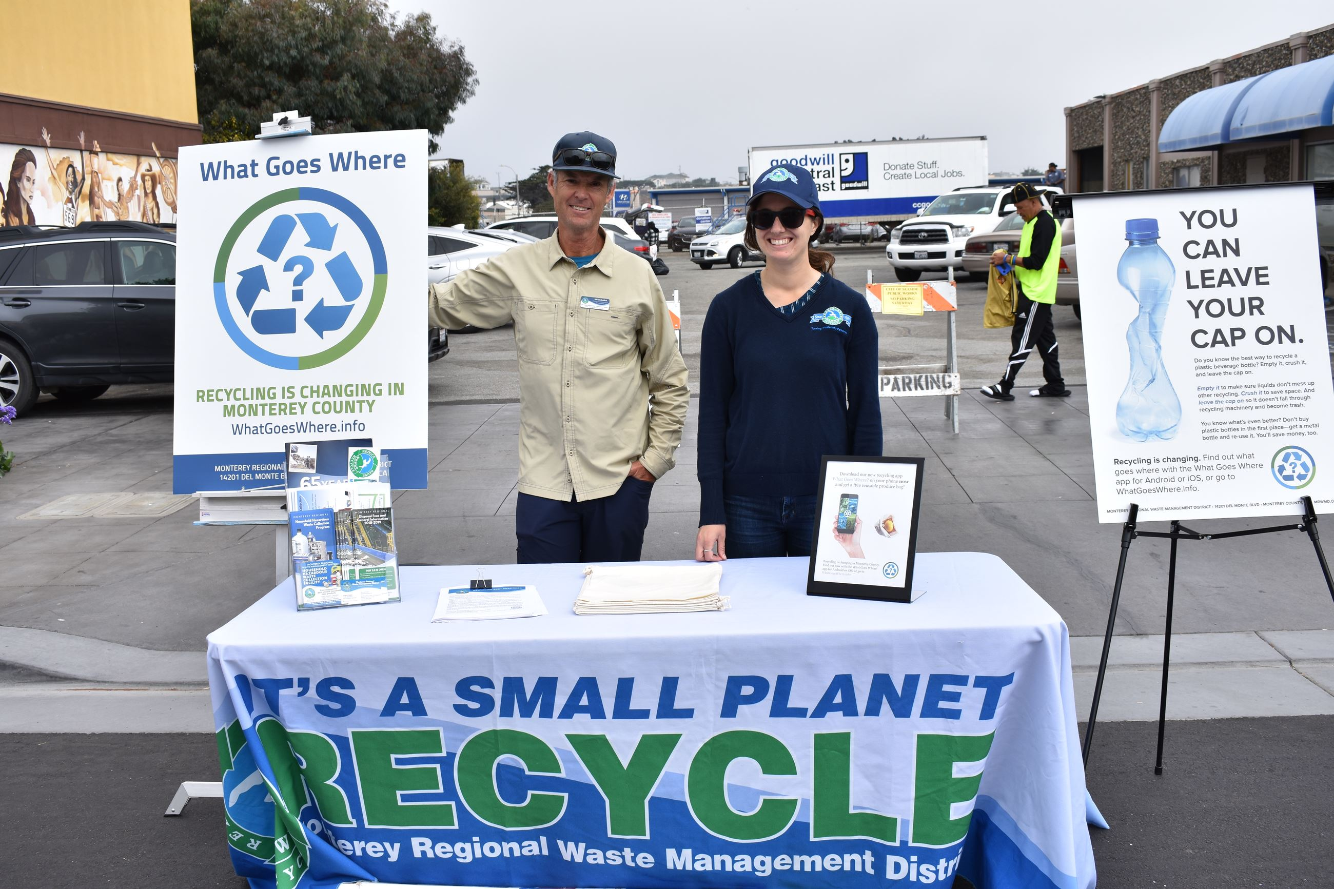 Photo from PARKing Day 2018