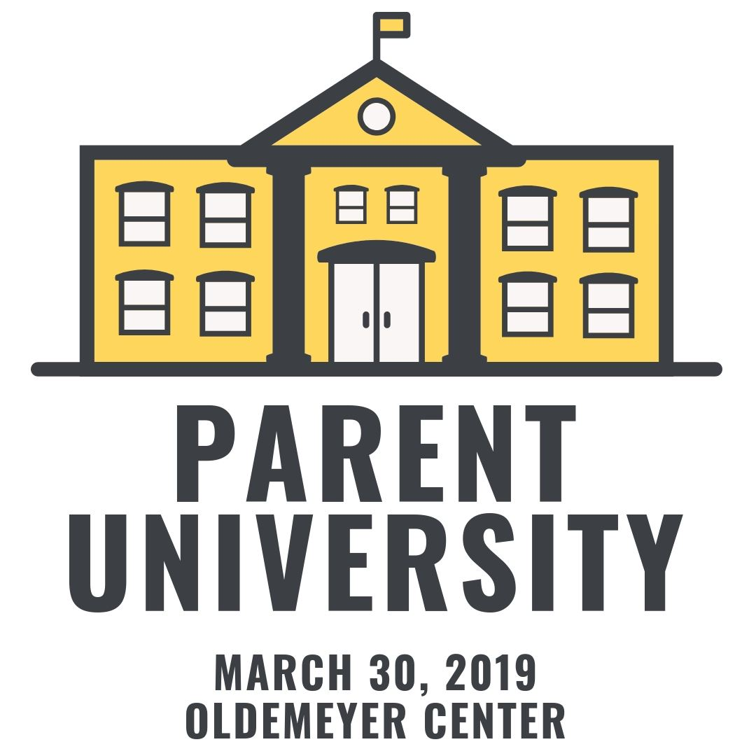 Banner for Parent University
