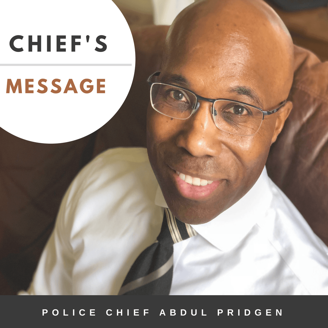 Chief Message