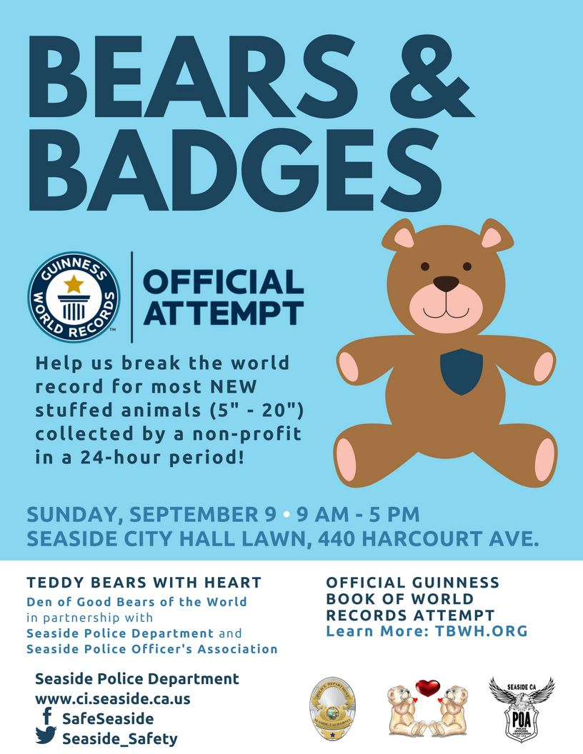 Bears and Badges