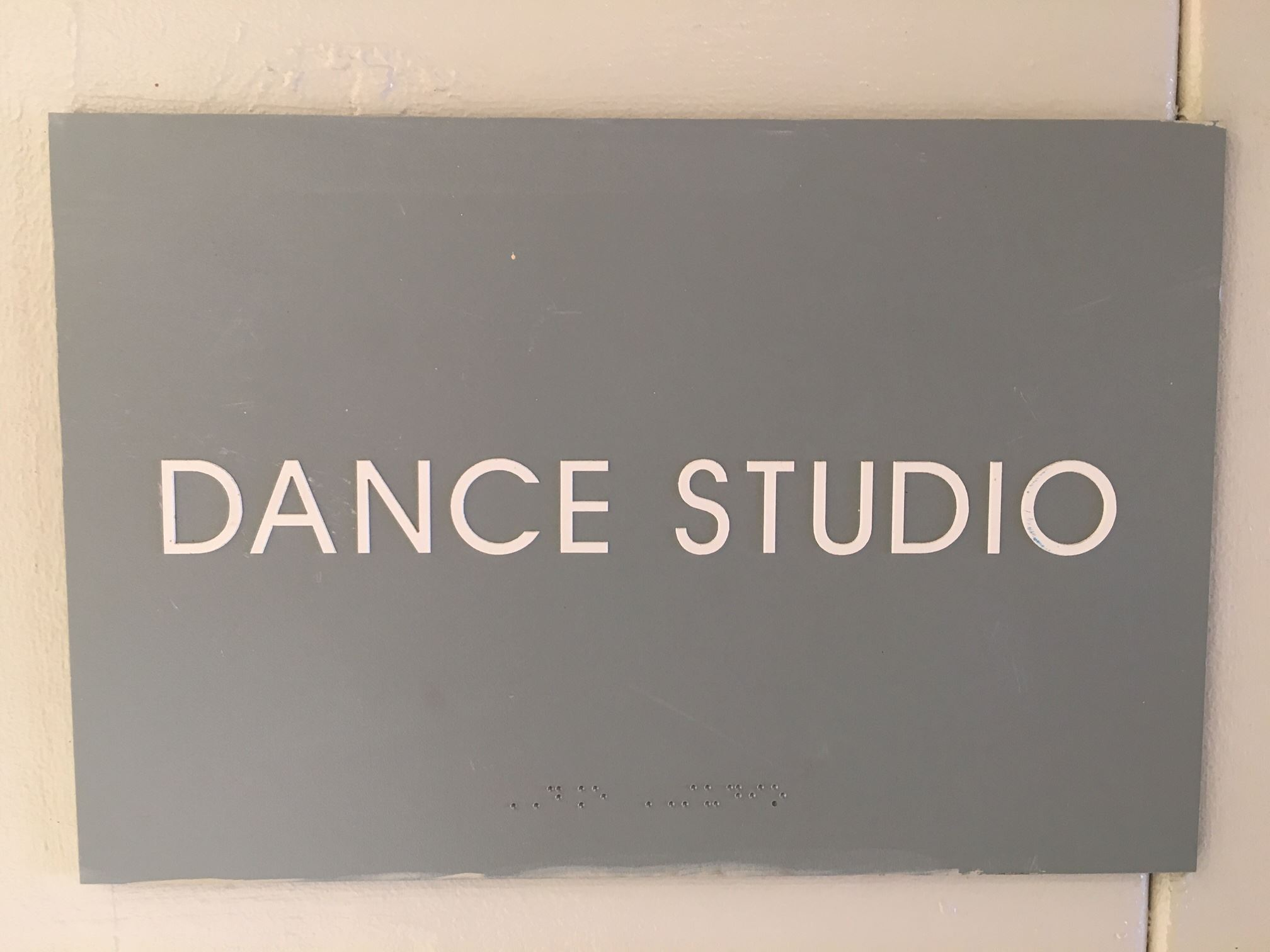 Dance Studio Signs