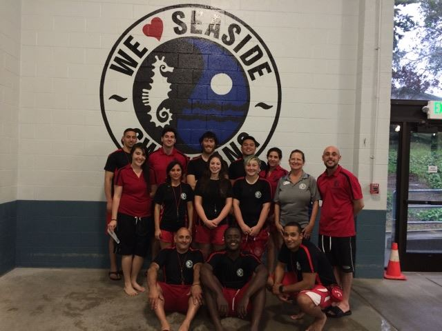 Pattullo Swim Center Staff 2016