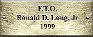 F.T.O. Ronald D. Long, Jr. 1999