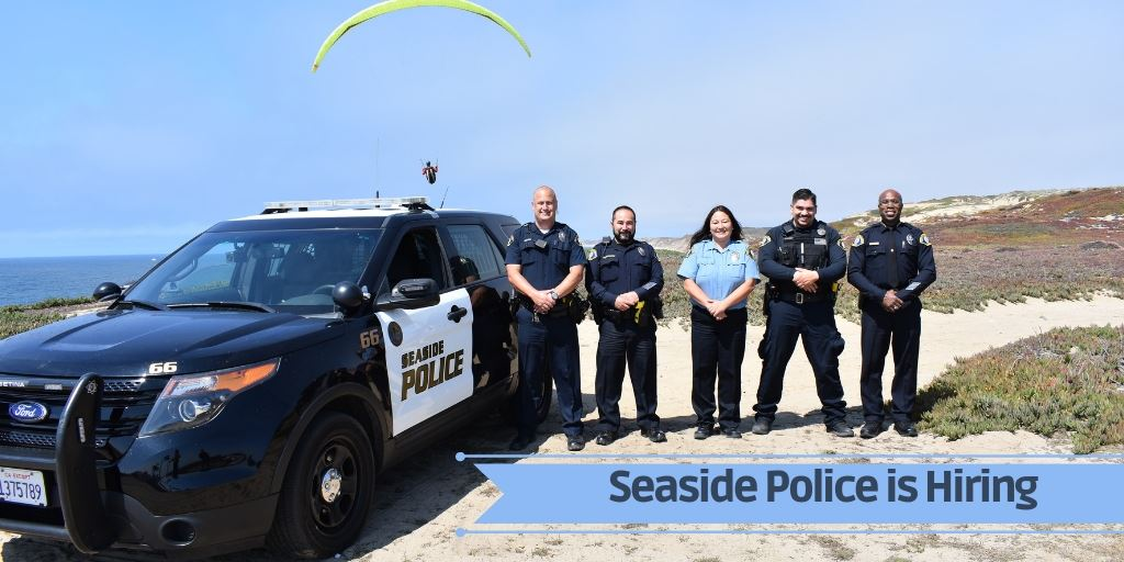 Seaside Police is Hiring