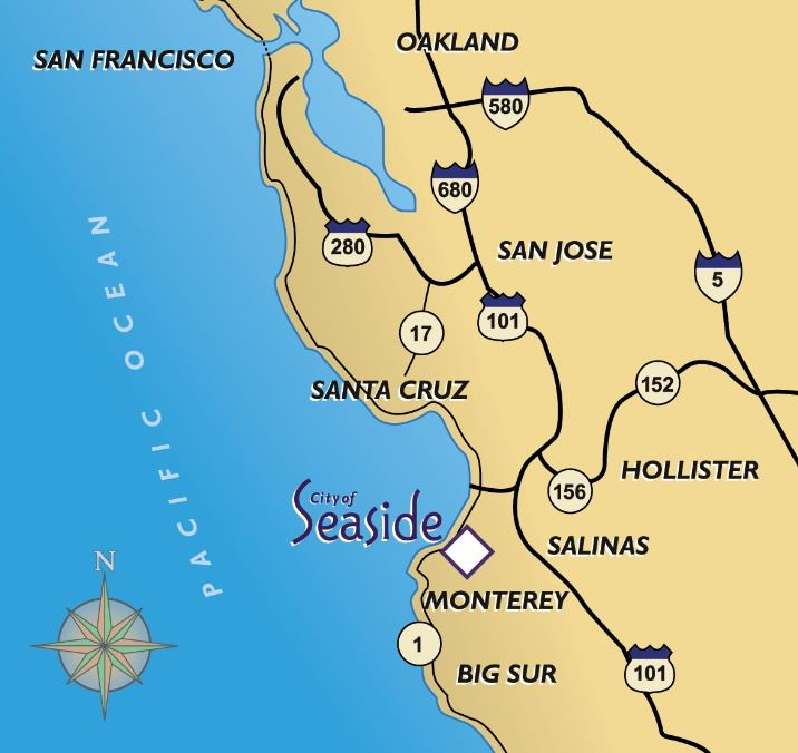 City Data Seaside Ca