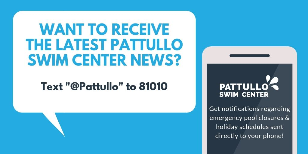 Banner for Pattullo - App Notice